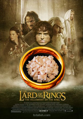 The Lard of the Rings