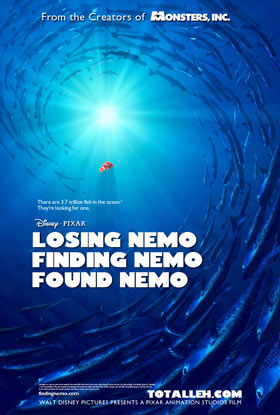 Ronseal Finding Nemo