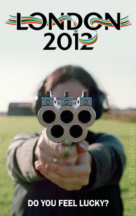 New london 2012 poster